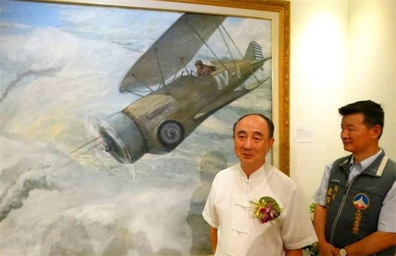七七抗戰油畫展