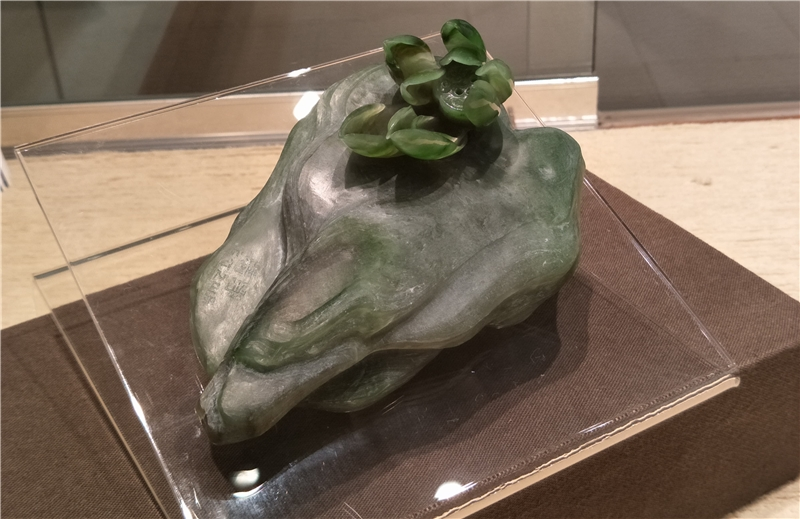 高敬維玉石雕刻展