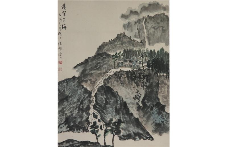 【水墨沈酣】金門縣水墨畫協會年展