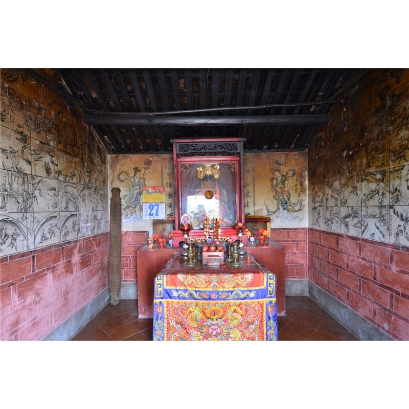烈嶼東林佛祖廟