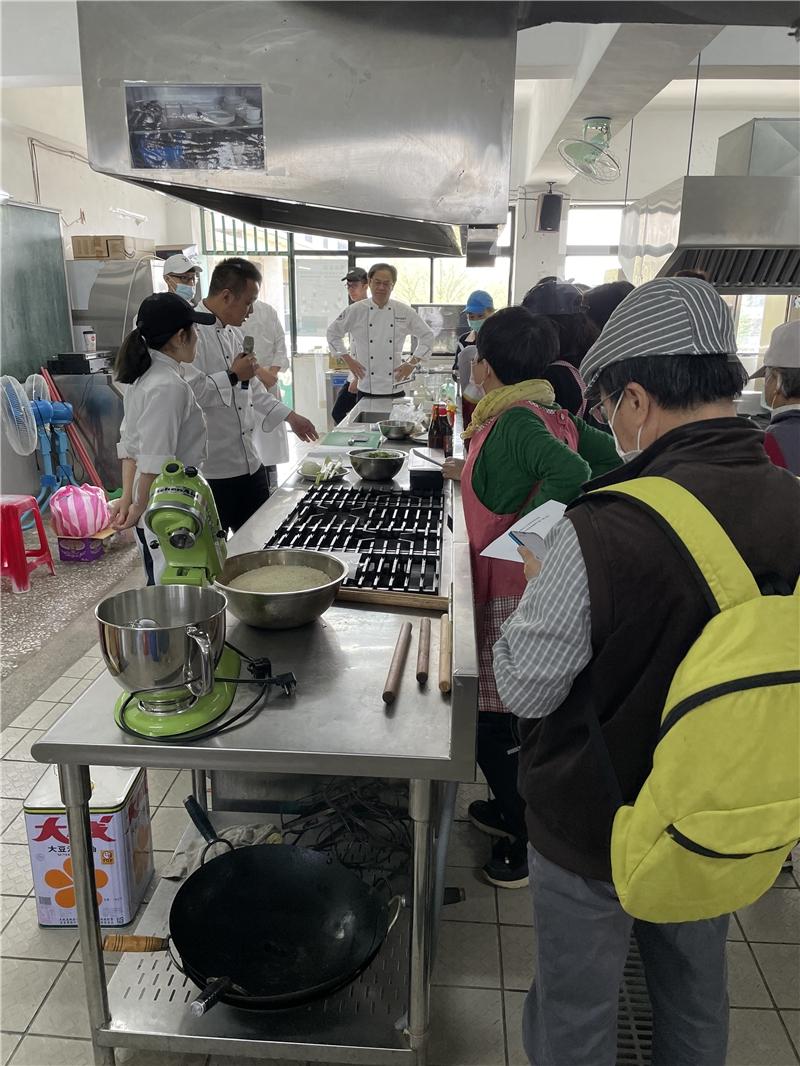 1100409瓊林宴烹飪培訓解說