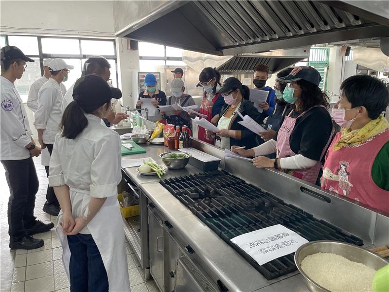 1100409瓊林宴烹飪實作示範