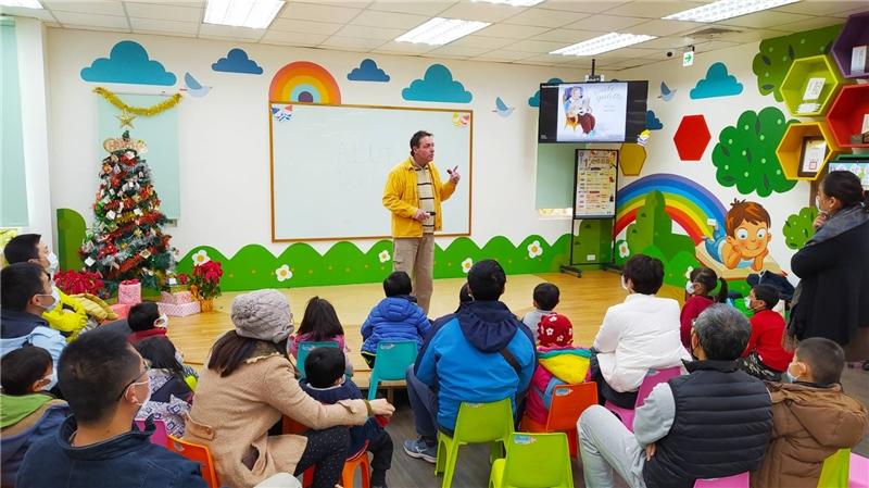 1090604兒童館假日故事屋重新開張