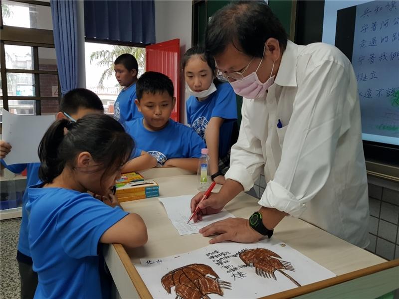 1090608駐縣藝術家指導小學生成果展