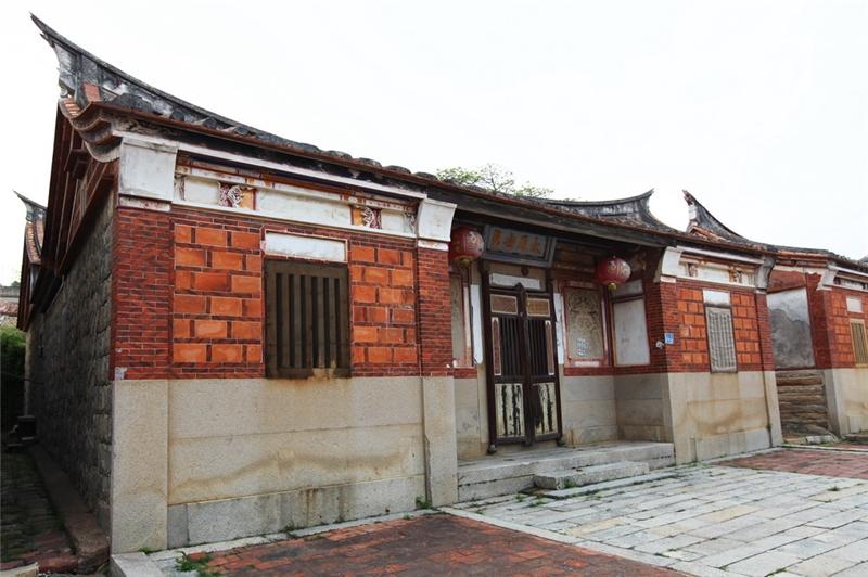 U141 金門縣 山后中堡中書第 (歷建)16