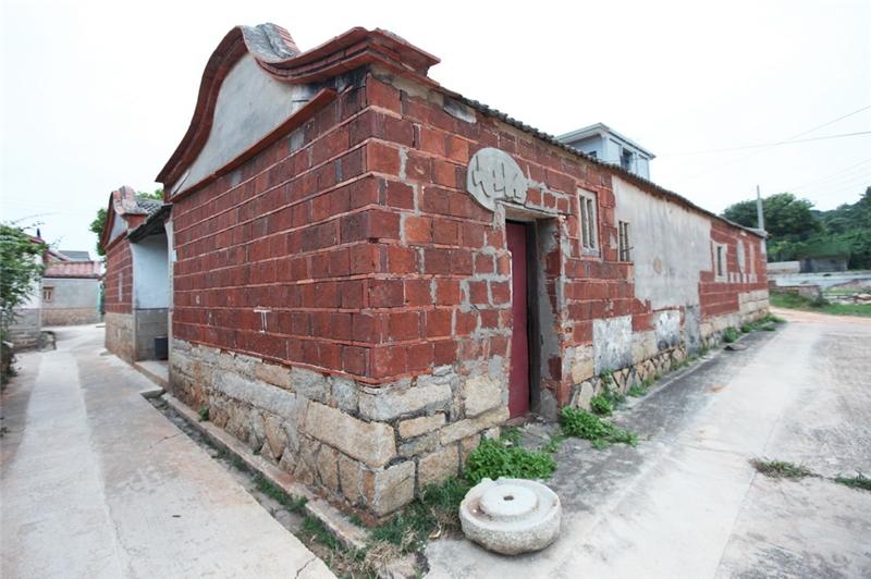 U136 金門縣 黃昌命(納)古厝 (歷建)02