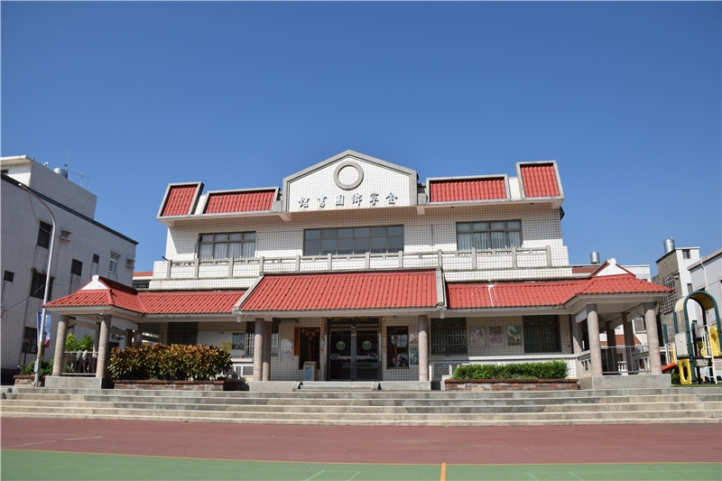 金寧鄉立圖書館