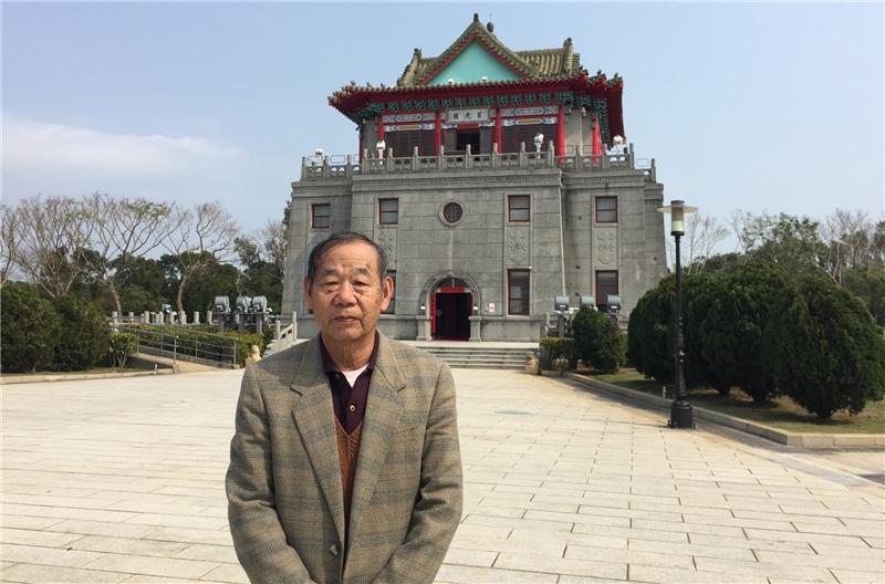 第二屆文化獎-翁水千大師