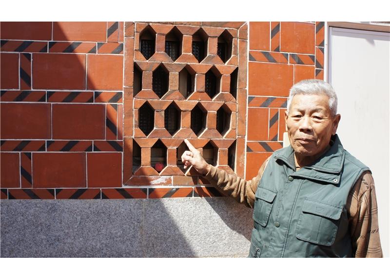 第二屆文化獎-莊西勢大師