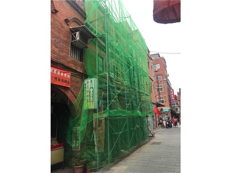 108年度歷史建築模範街修復紀錄