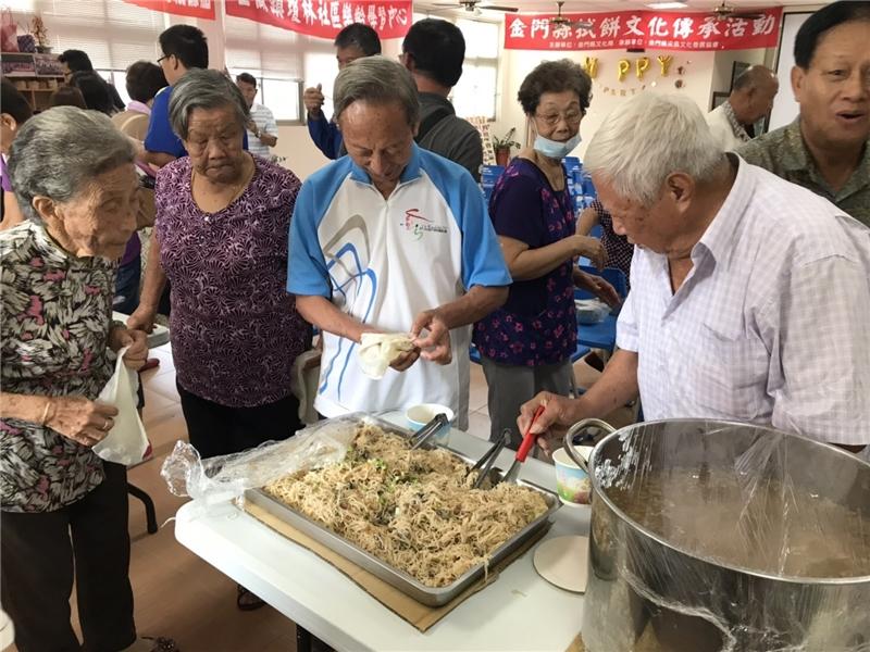 「金門拭餅文化傳承」第三場推廣活動-金湖鎮場